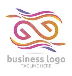 Bussines infinity company corporate vector
