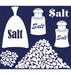 Salt vector
