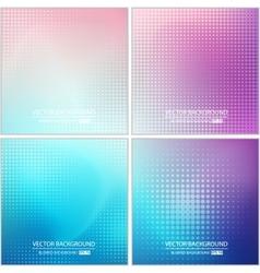 Abstract creative concept multicolored vector
