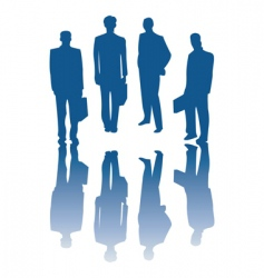 corporate vector image