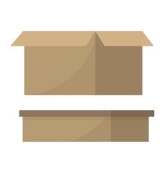 Move service box vector image