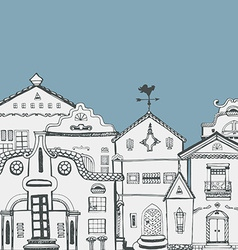 HouseElements22 vector image vector image