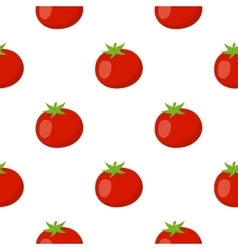 Tomato icon cartoon Singe vegetables icon from vector image