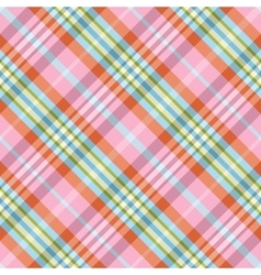 Diagonal Seamless Pattern in a Cage vector image vector image