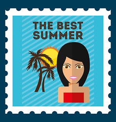 Best summer vector