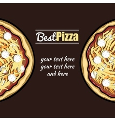 Menupizza vector