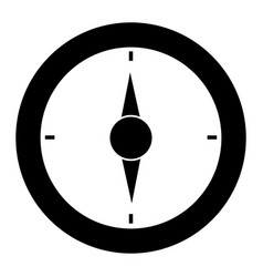 compass guide isolated icon vector image