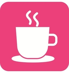 Hot tea vector
