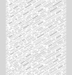 Diagonal interrupted lines vector