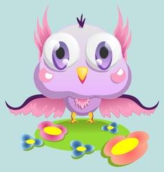Little bird vector