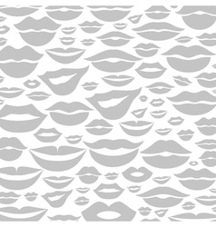 Lip a background2 vector image