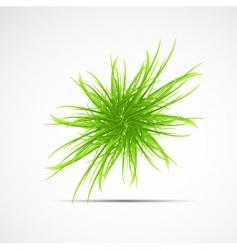 natural elements background vector image