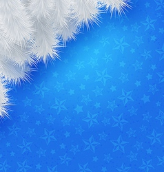 Christmas background with place for Your text vector image vector image