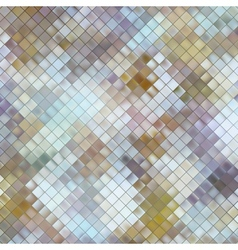 Glitters on a soft blurred background EPS 10 vector image