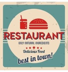 Hamburger icon menu and food design vector