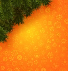 Christmas background with place for your text vector