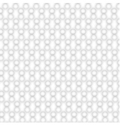 White texture abstract pattern seamless circle vector