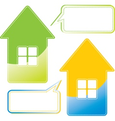 Message home vector