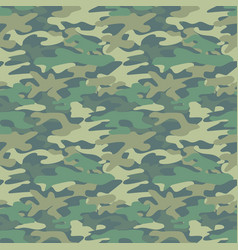 Abstract military green pattern vector