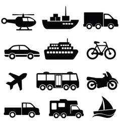 Transport collection set vector