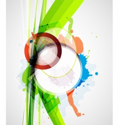 elements background vector image