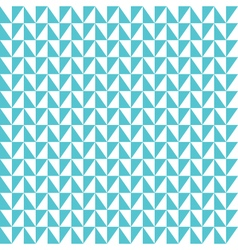 Small triangle pattern background vector