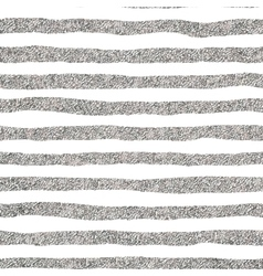Abstract silvery striped background vector