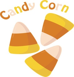 Candy Corn vector image