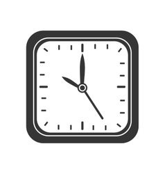 Time and clock theme design vector