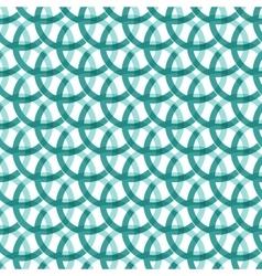 Abstract seamless circle pattern vector image vector image