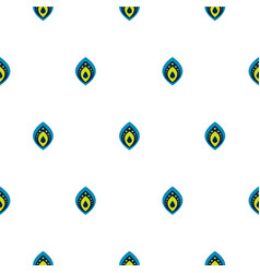 Small drops on white seamless pattern vector