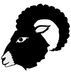 ram vector image