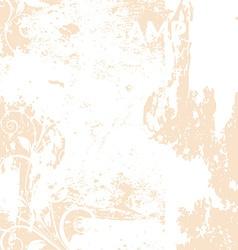 Soft pastel grunge backdrop vector