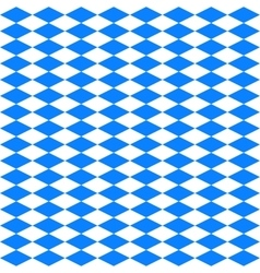 Oktoberfest blue and white seamless pattern vector