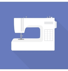 Sewing-machine vector