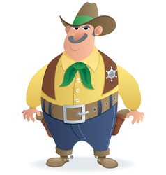 Sheriff vector