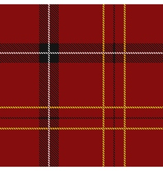 Red tartan seamless pattern final vector