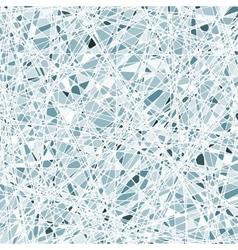 Mirror mosaic background vector image vector image