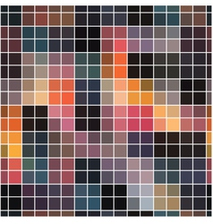 Seamless abstract mosaic background vector