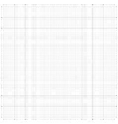 Graph grid paper vector image