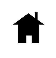 web home icon vector image