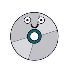 Cd icon image vector