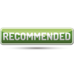 Recommended button vector