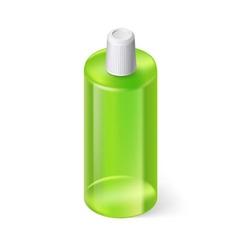 Shampoo icon vector image vector image