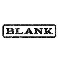 Blank watermark stamp vector