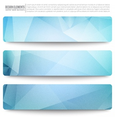 Web banners vector