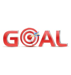 Word goal vector