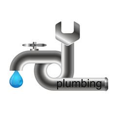 Repair plumbing symbol vector