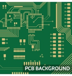 Pcb background vector