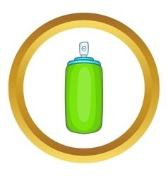 Air freshener icon vector